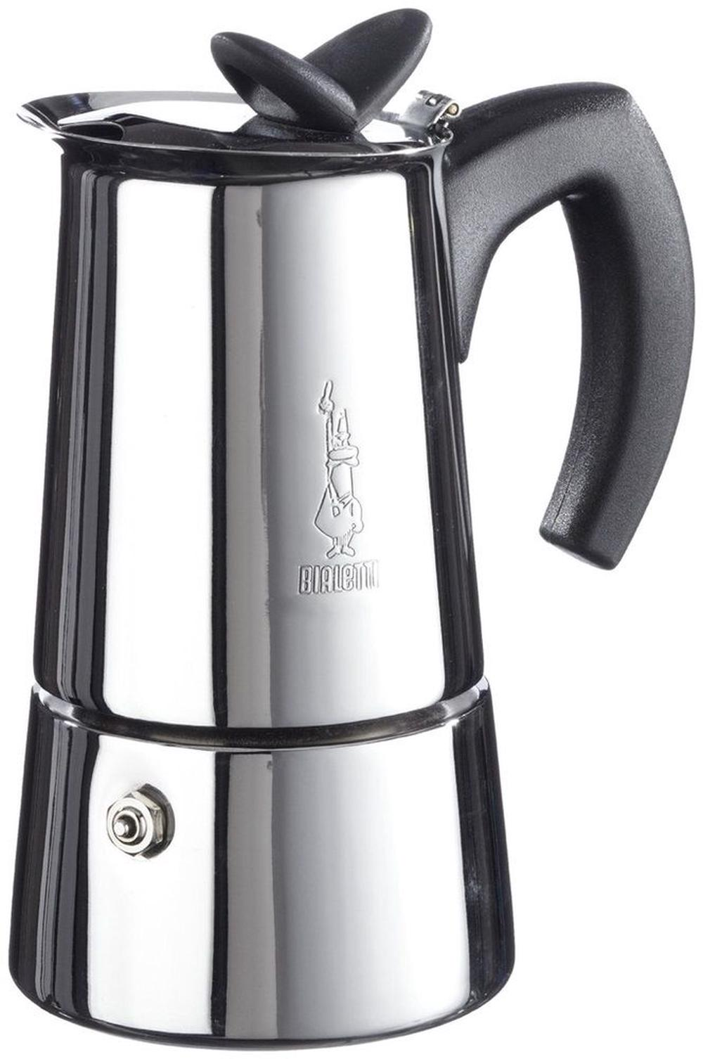Bialetti Musa Induction Espresso Maker - 10 Cups