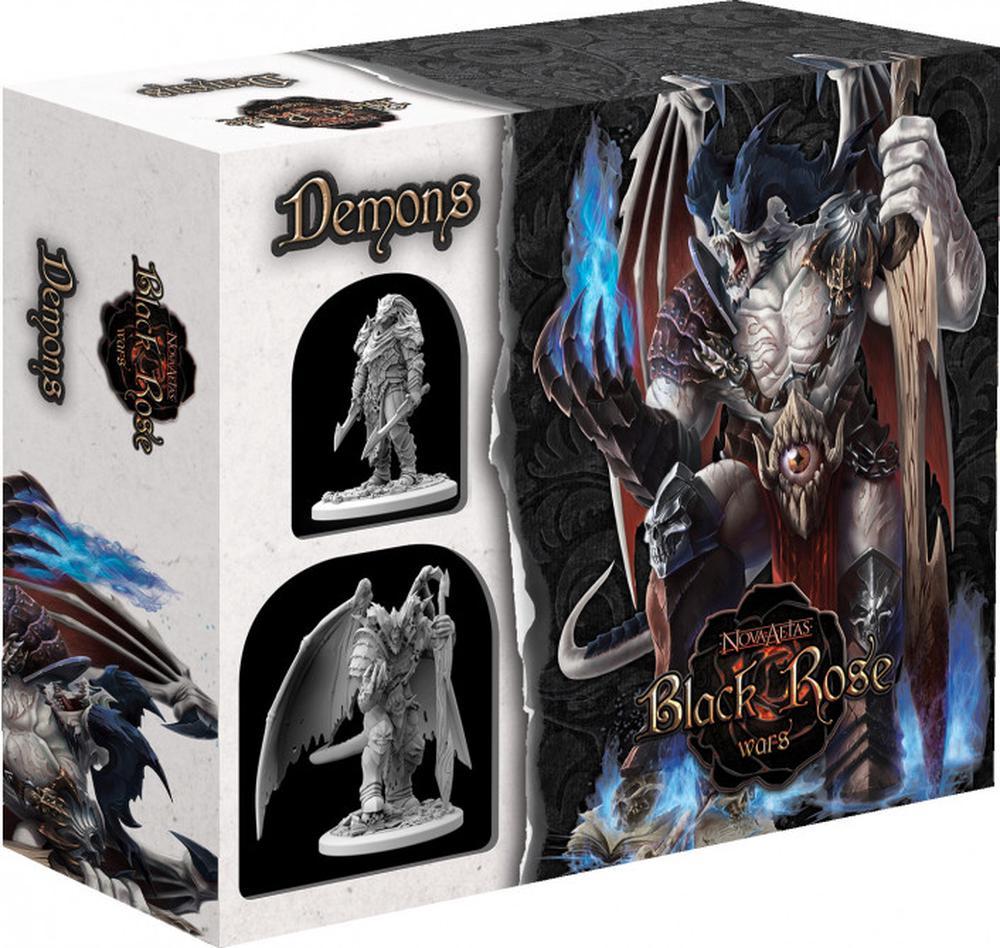 Ares Games Black Rose Wars - Summoning Demons Expansion