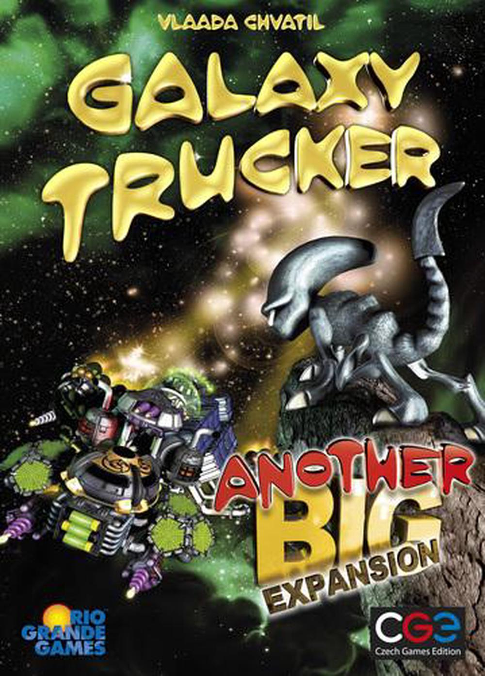 Czech Games Edition Galaxy Trucker - Another Big Expansion