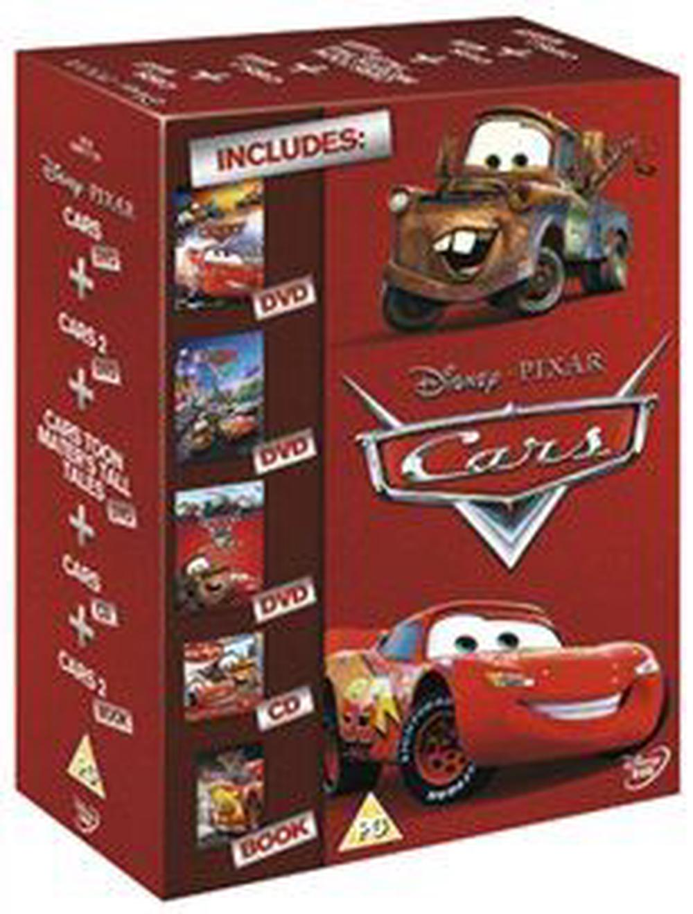 Cars Cars 2 Cars Toon Mater S Tall Tales Dvd Buy Online At The Nile