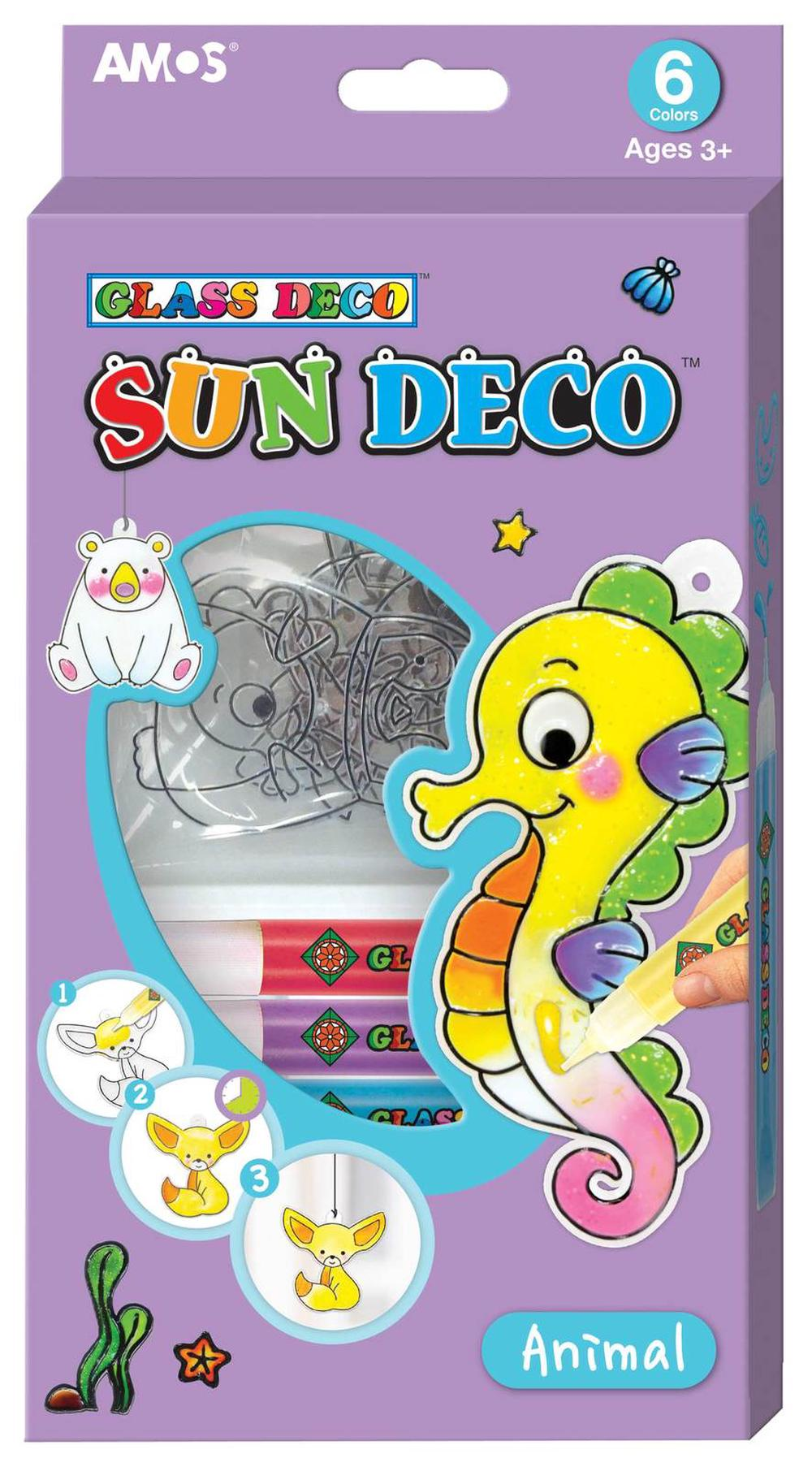 Amos Sun Deco Pack (Animal)