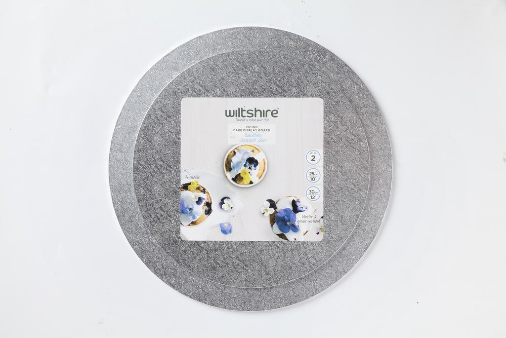 Wiltshire Cake Boards Round, Set of 2