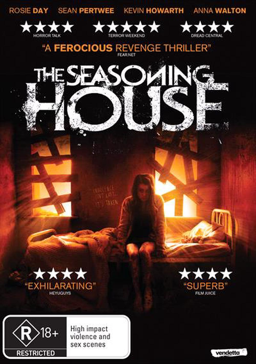 Seasoning House, The