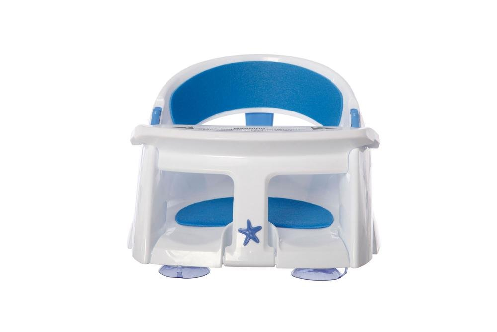 Dreambaby Premium Deluxe Bath Seat With Foam Padding & Heat Sensor ...