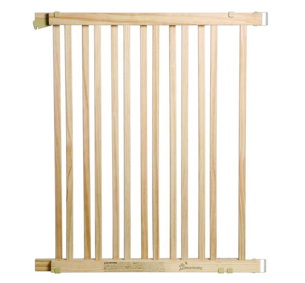 Dreambaby Nelson Wood Swing Gro Gate Safety Gate Buy