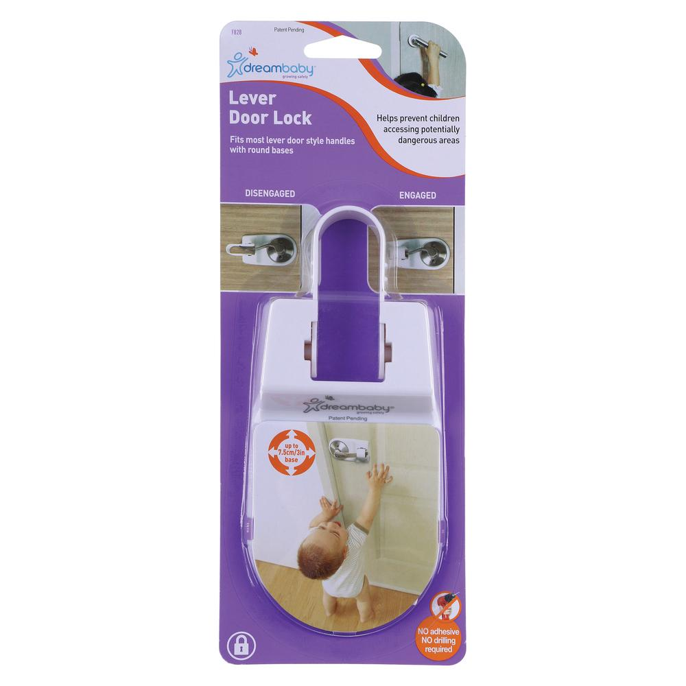 Dreambaby Lever Door Child Lock