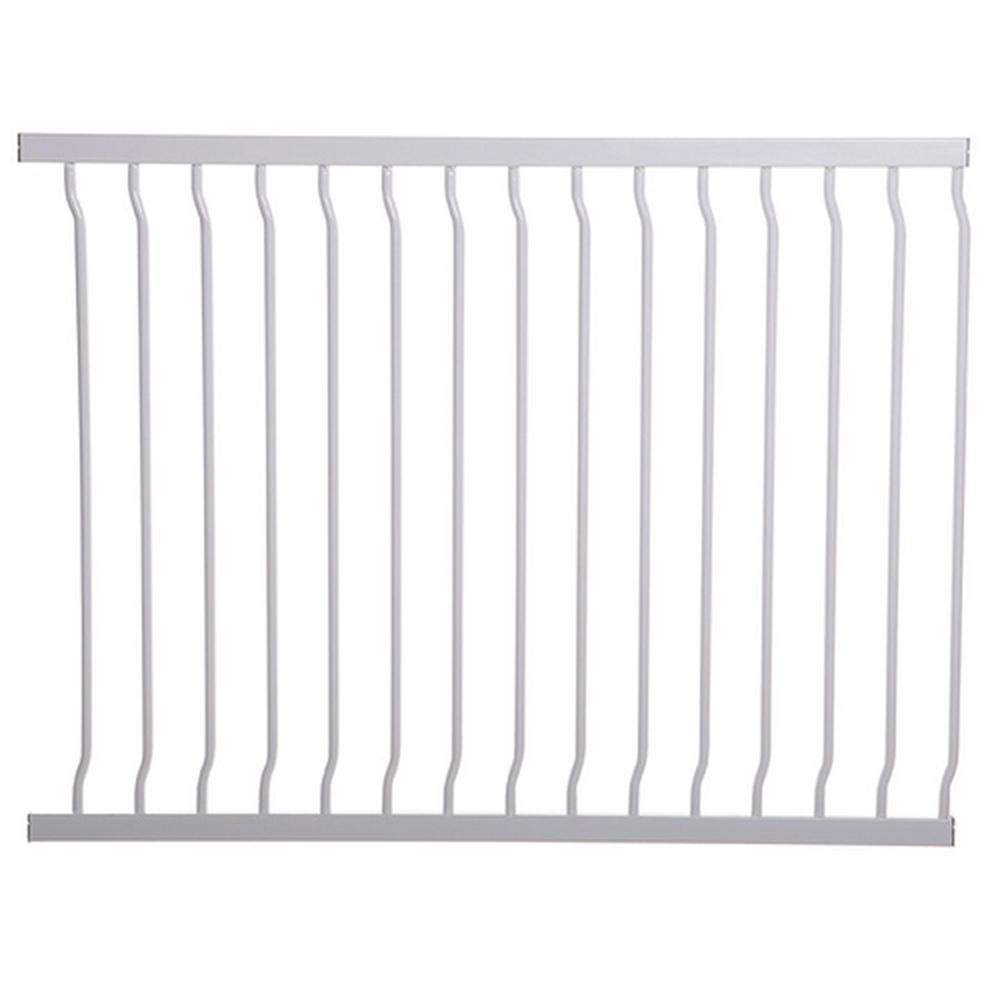 Dreambaby Liberty Gate Extension Standard Height (White) - 100cm