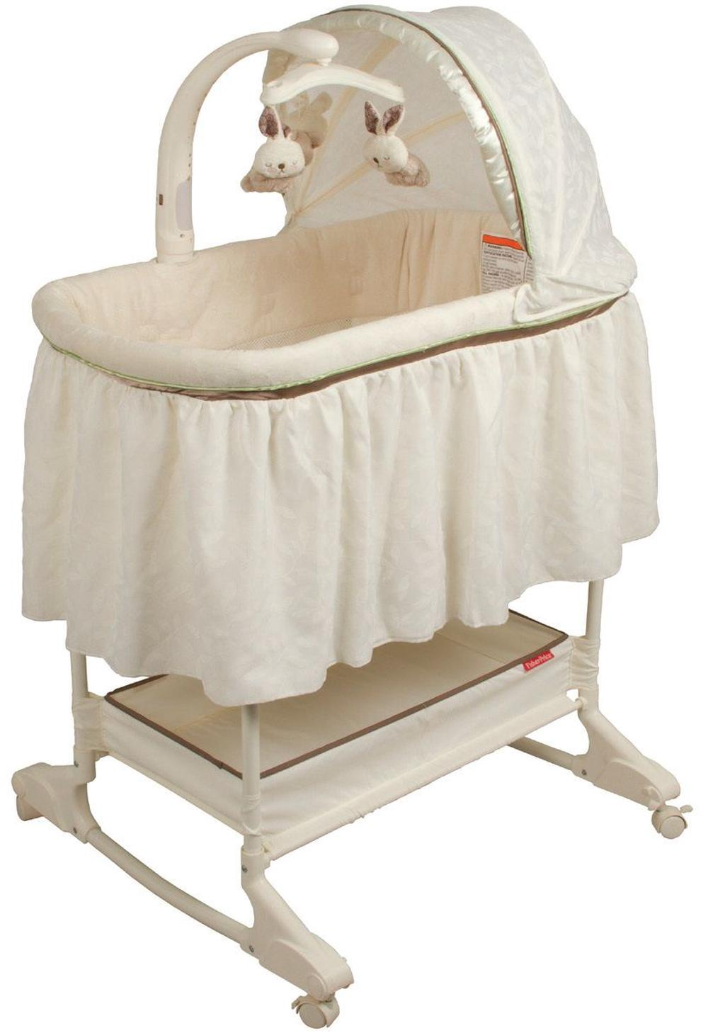 Fisher Price Rocking Bassinet Buy Online At The Nile