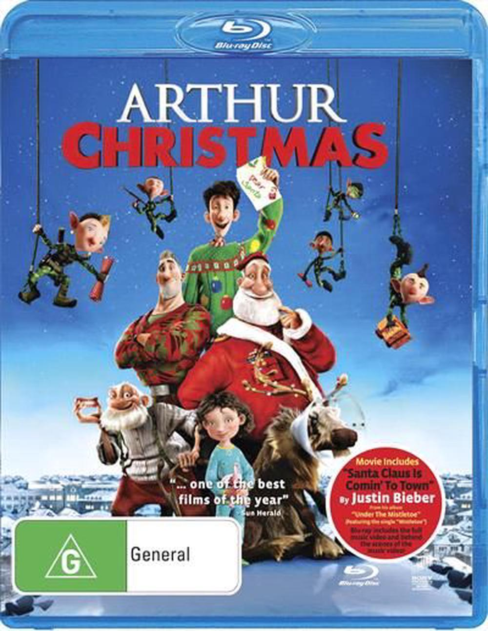 Arthur Christmas, Blu Ray | Buy online at The Nile
