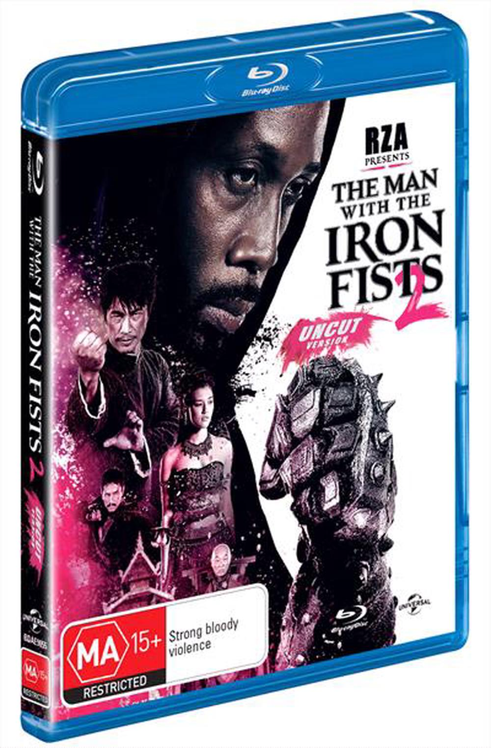 Man With The Iron Fists 2, The