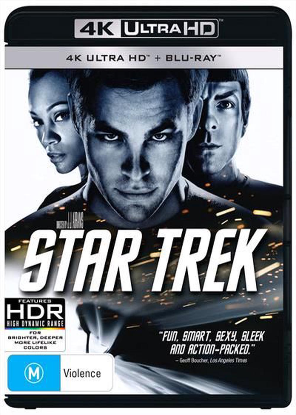Star Trek XI | Blu-Ray + UHD