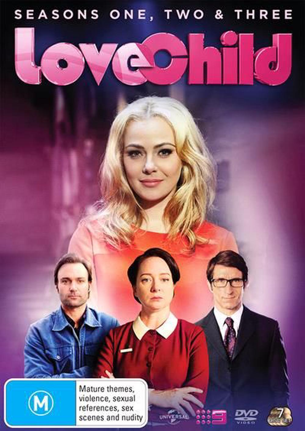 Love Child: Season 1-3 | Boxset