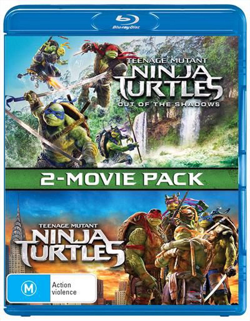 Teenage Mutant Ninja Turtles Teenage Mutant Ninja Turtles Out Of The Shadows Blu Ray Buy Online At The Nile