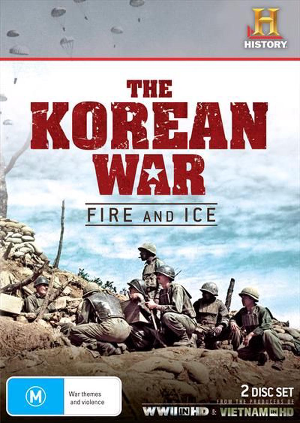 Korean War, The - Fire And Ice, DVD | Buy online at The Nile