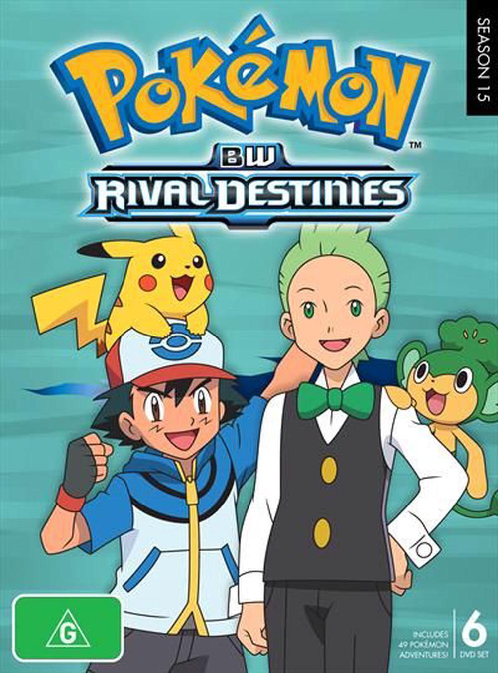 Pokemon - Rival Destinies: Season 15