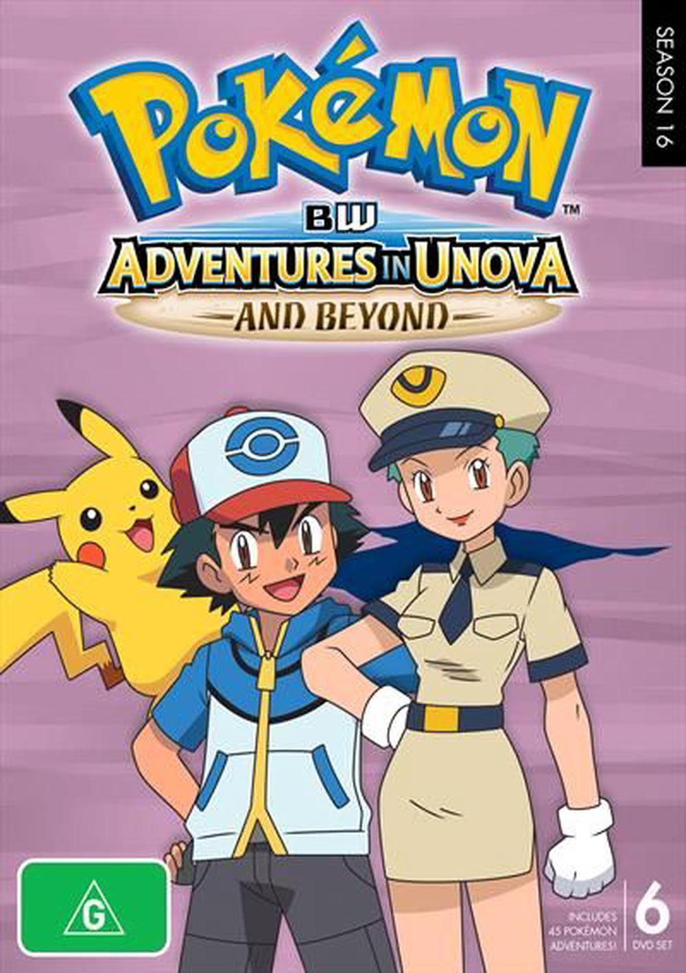 Pokemon - Black & White - Adventures In Unova And Beyond