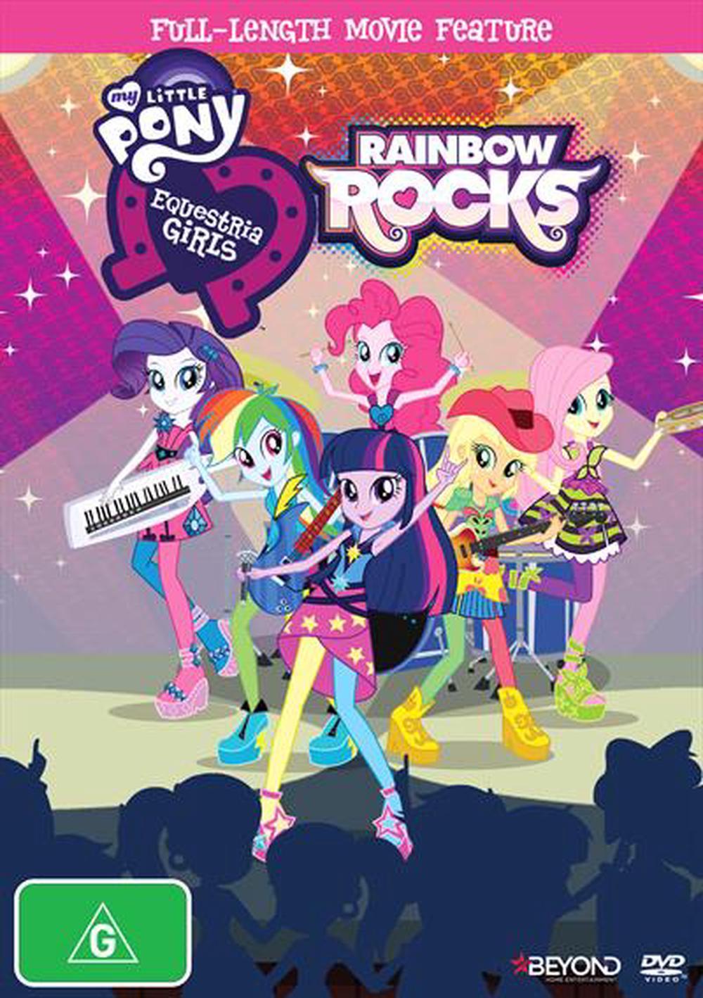 My Little Pony - Equestria Girls - Rainbow Rocks