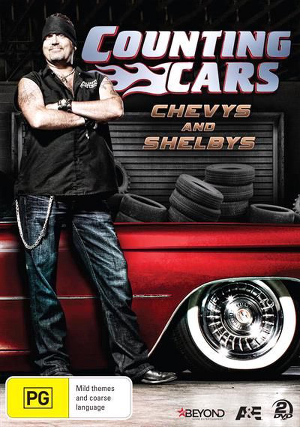 Counting Cars - Chevys And Shelbys