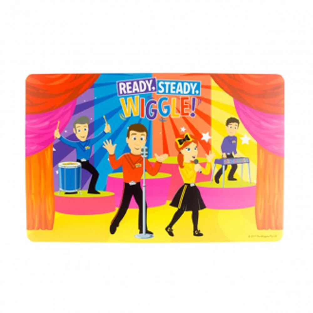 The Wiggles Placemat