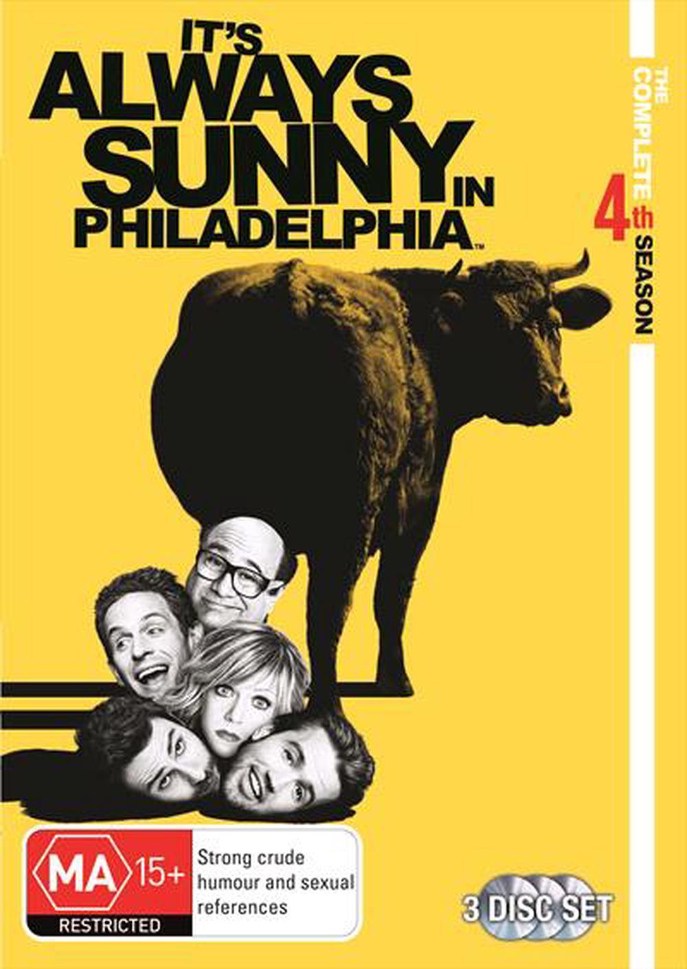 It's Always Sunny In Philadelphia: Season 4
