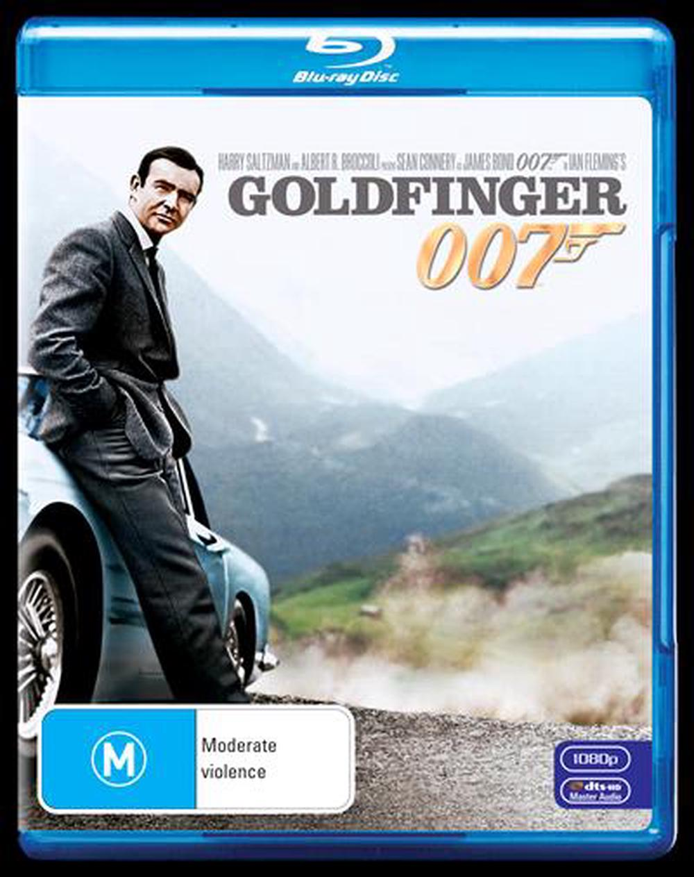 Goldfinger (2012 Re-release)
