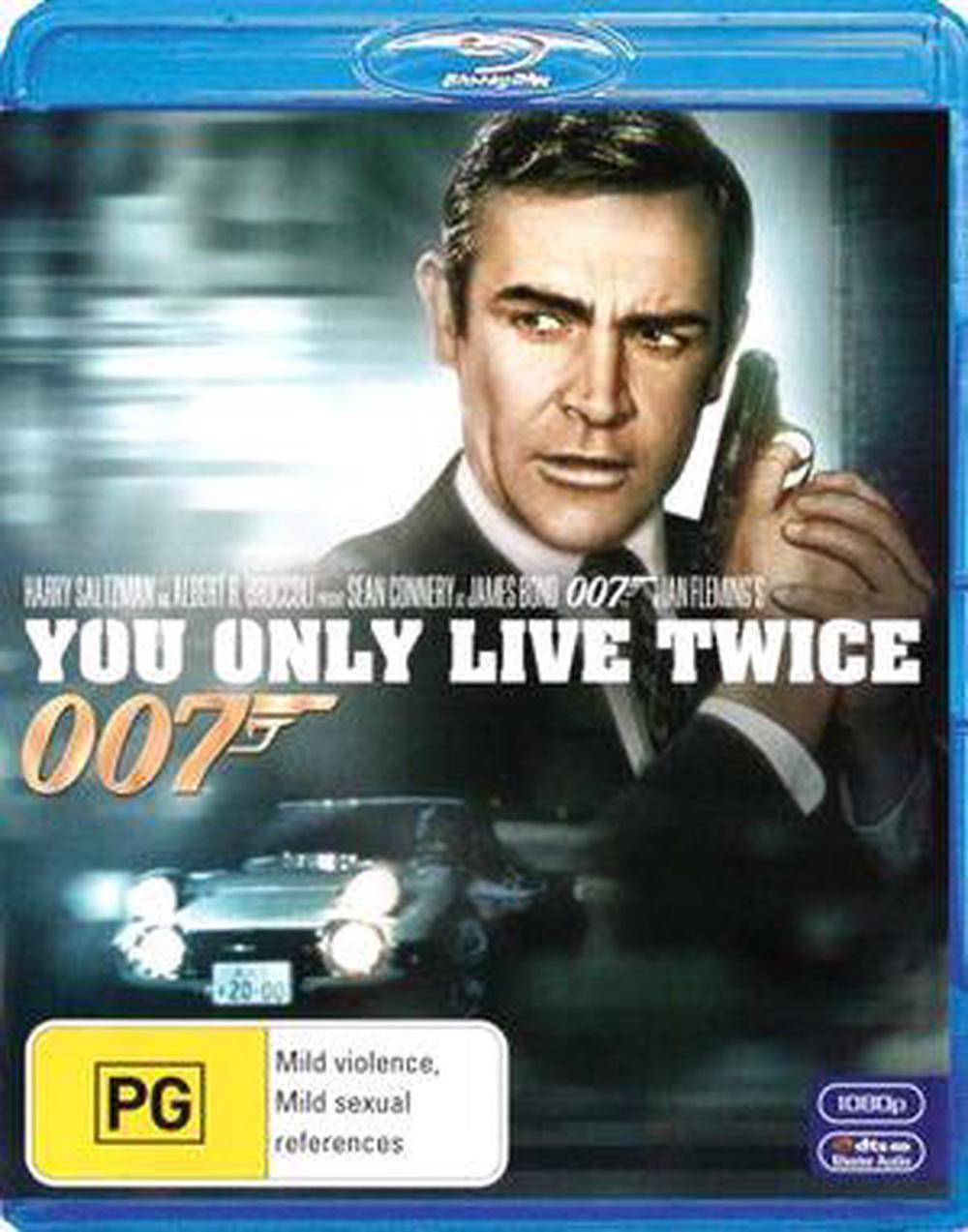 You Only Live Twice (2012 Re-release)