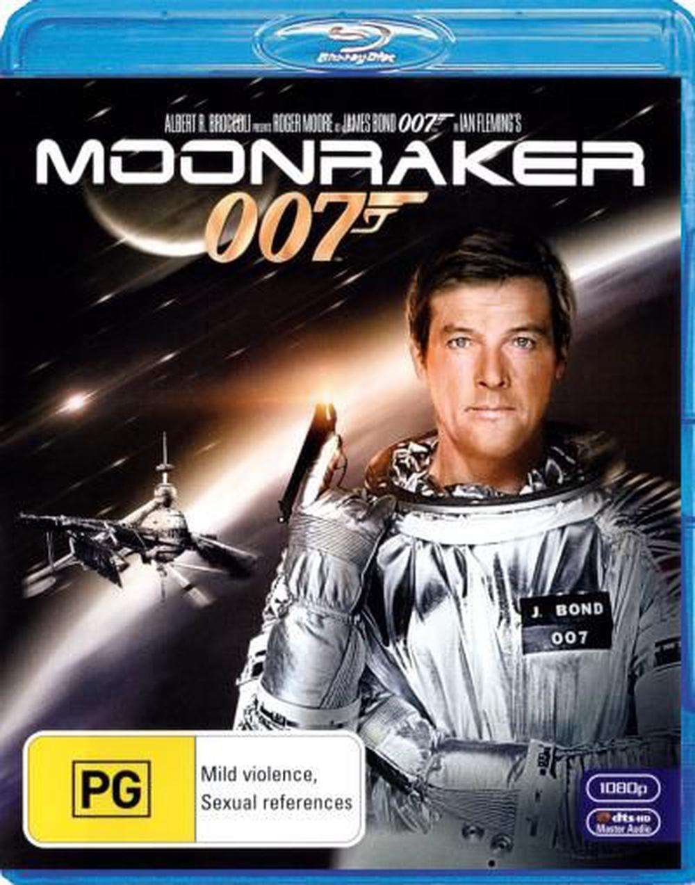 Moonraker (2012 Re-release)
