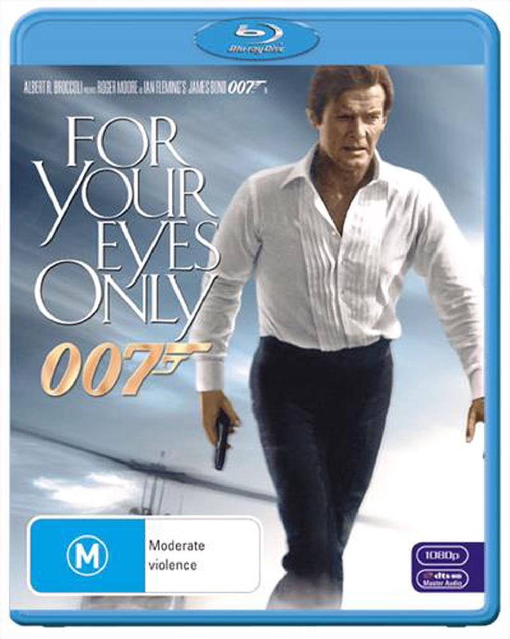 For Your Eyes Only (2012 Re-release)