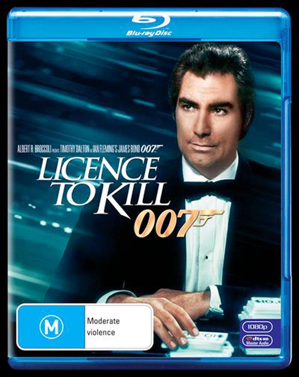 Licence To Kill (2012 Re-release)