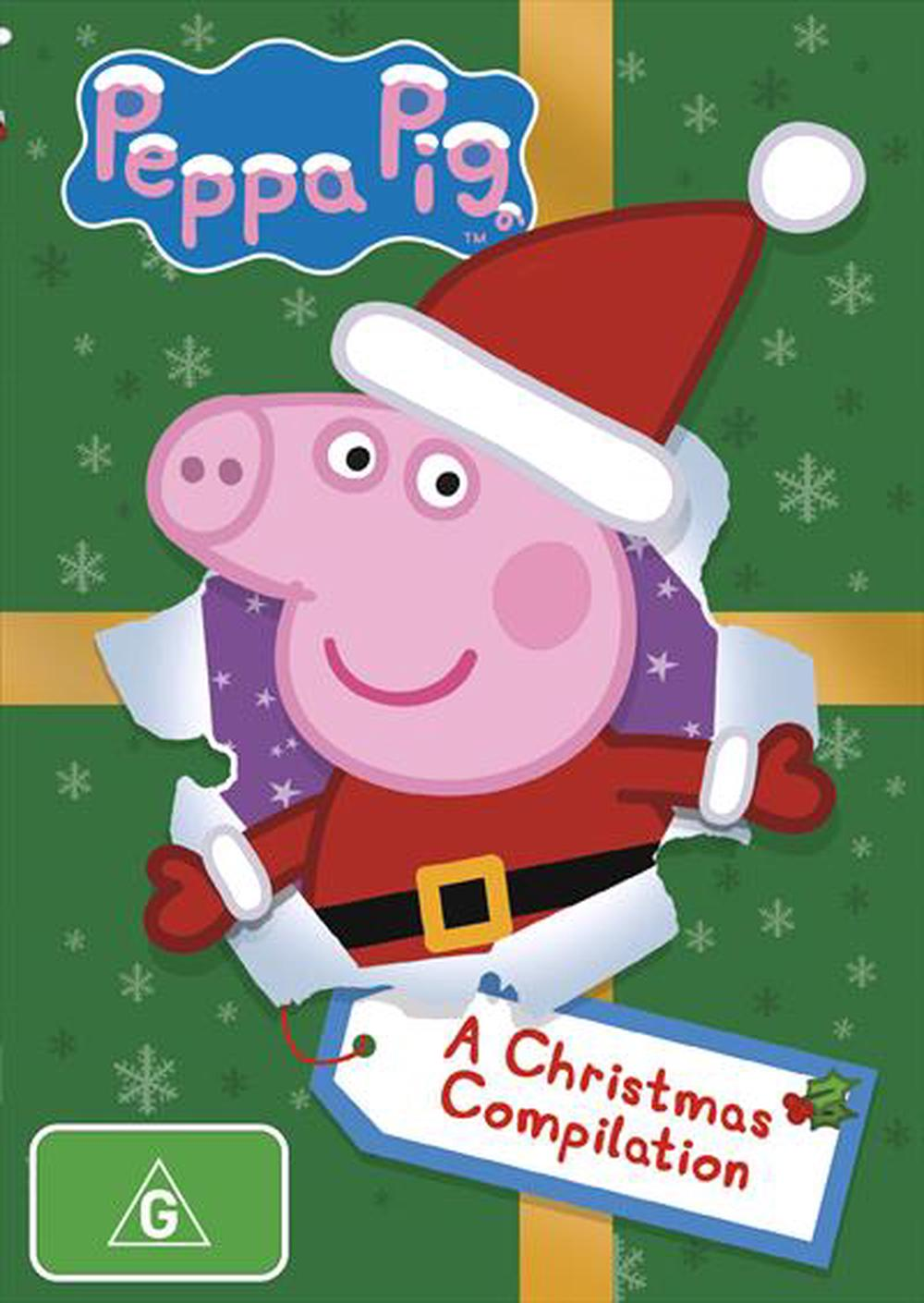 Peppa Pig - A Christmas Compilation