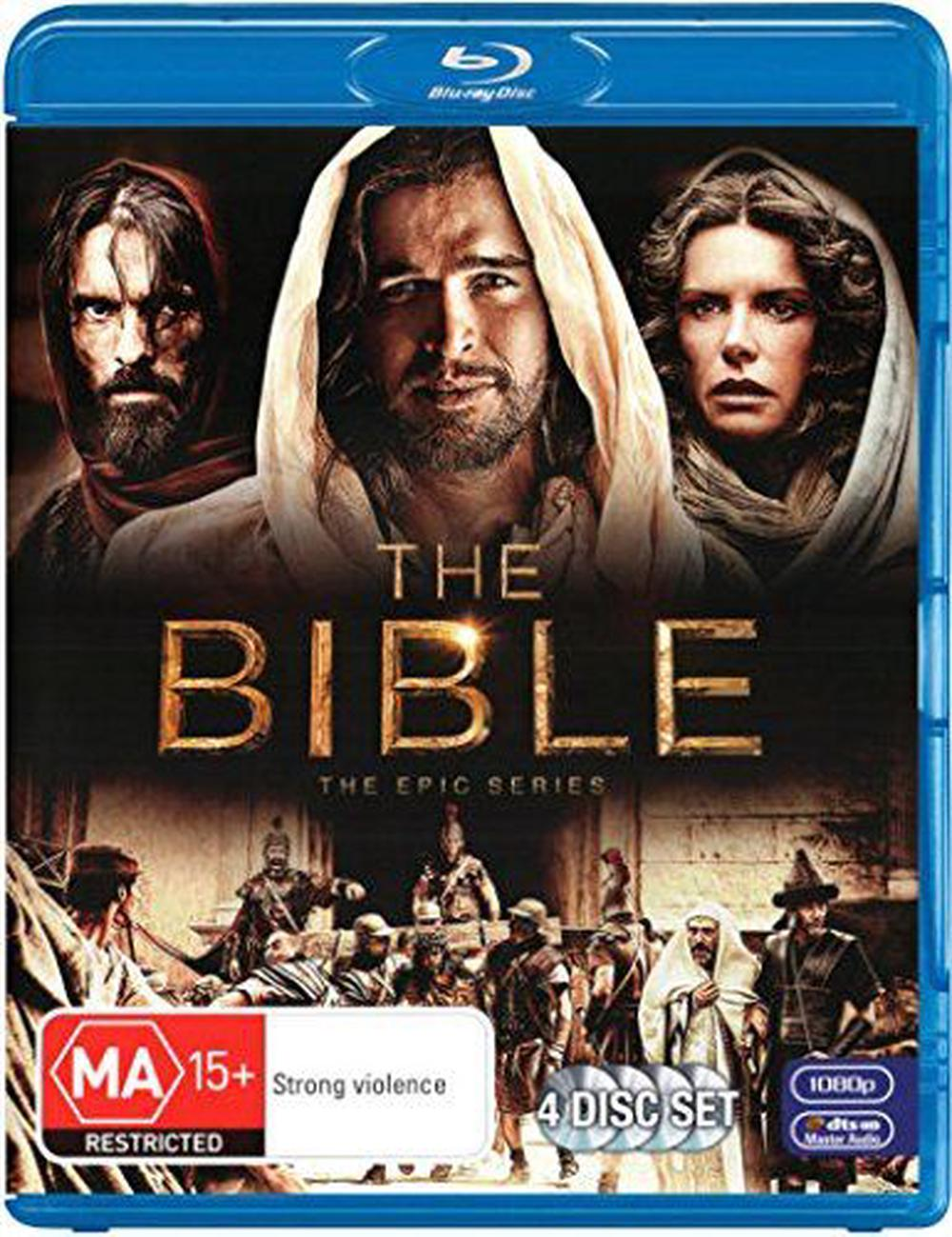 The Bible: the Epic Series