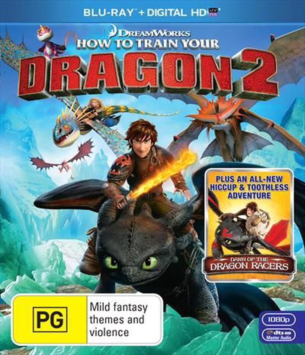 How To Train Your Dragon 2 Blu Ray Uv