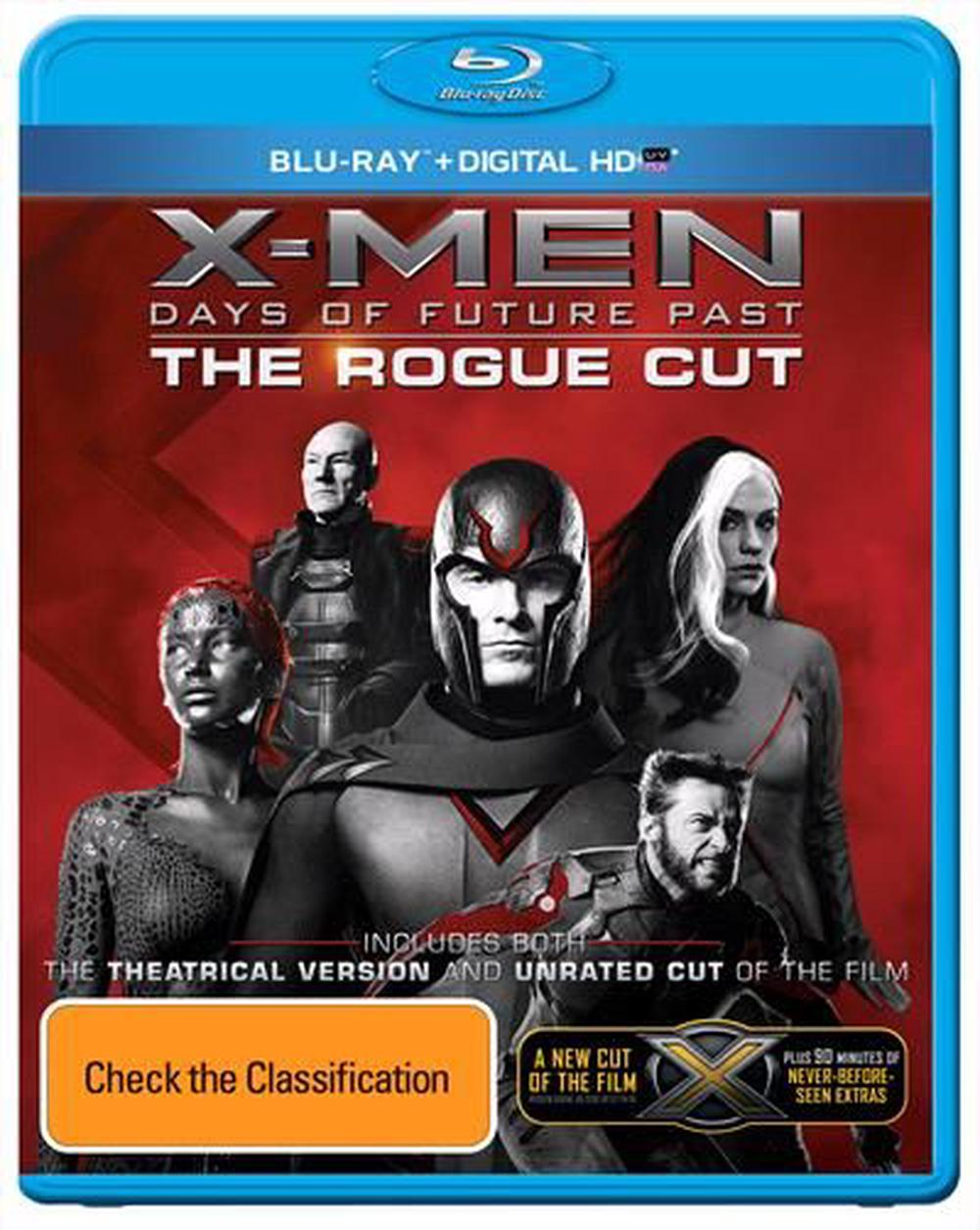 X-Men - Days Of Future Past | Rogue Cut