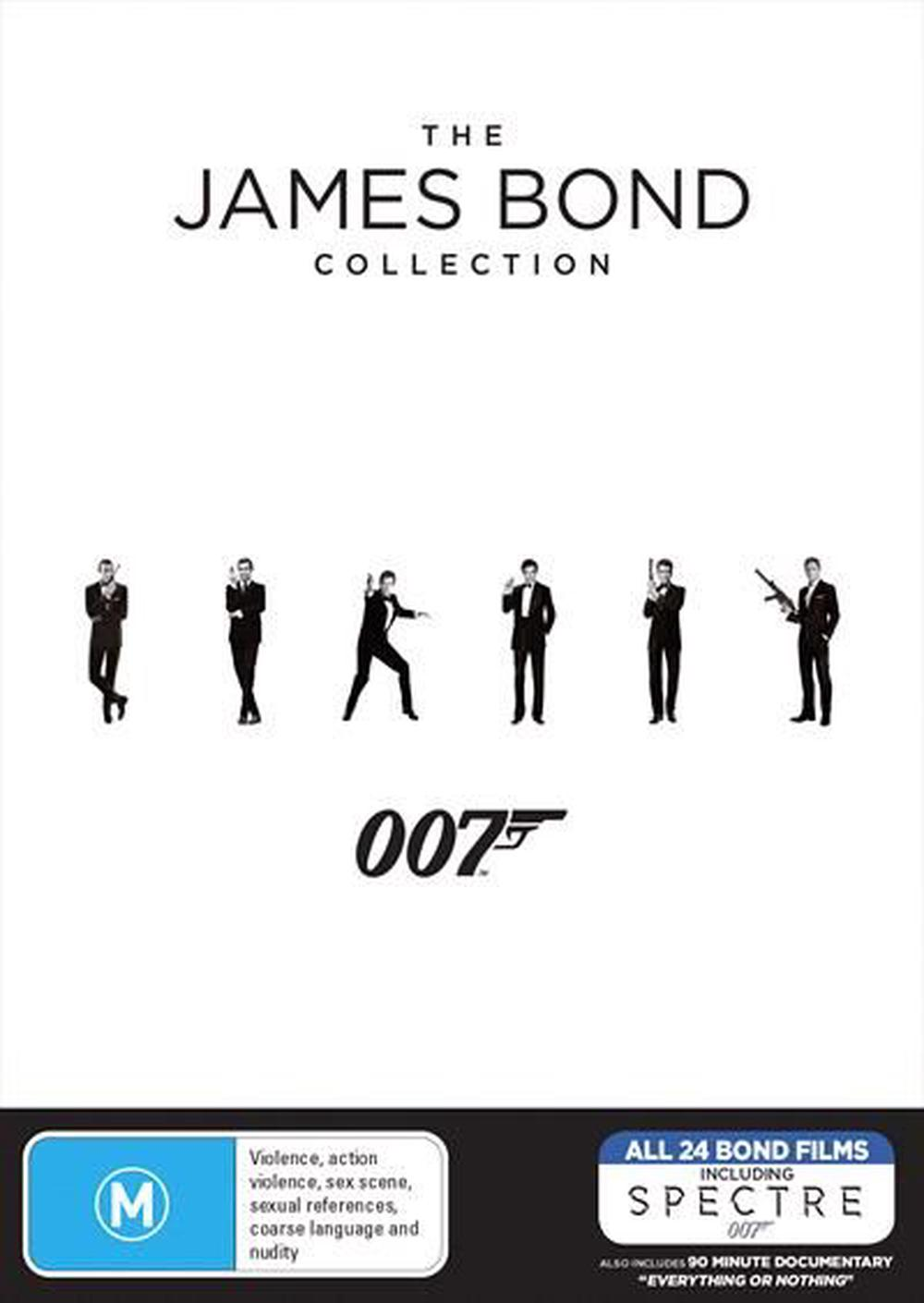 James Bond | Collection : Inc Spectre