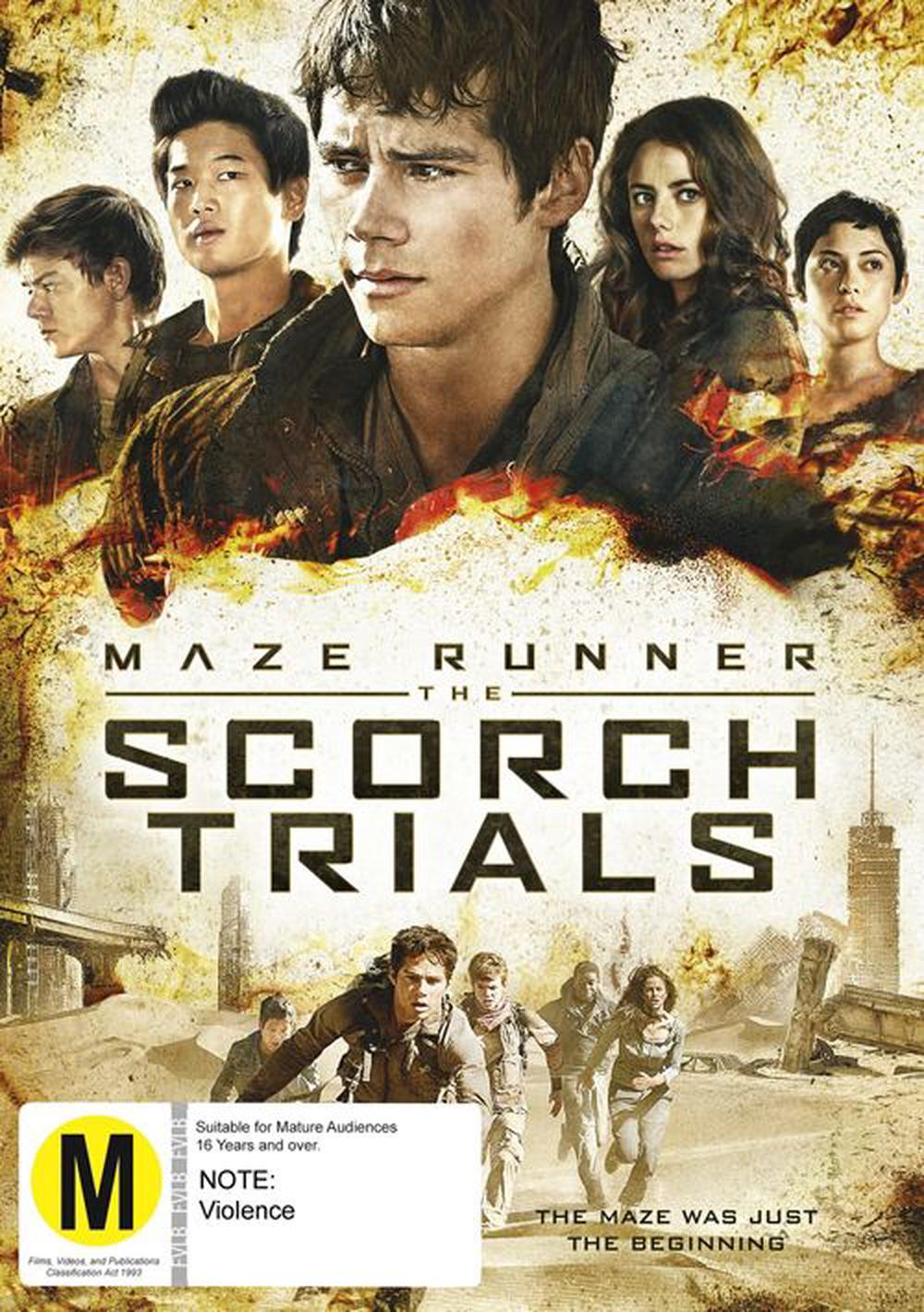 The Maze Runner 2: Scorch Trials