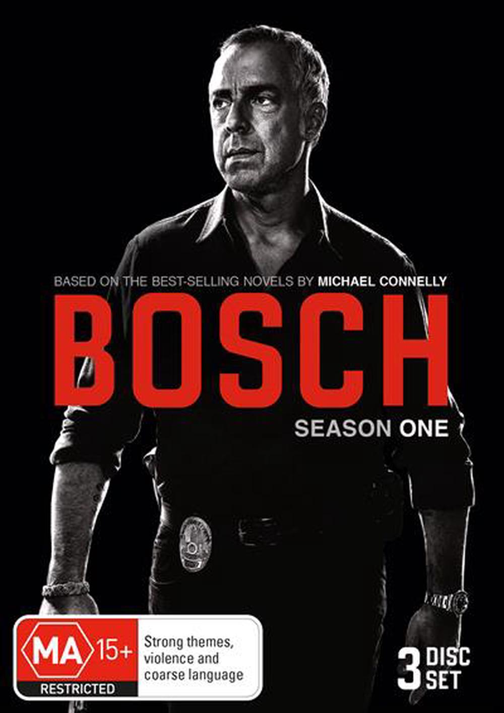 Bosch : Season 1, DVD | Buy online at The Nile