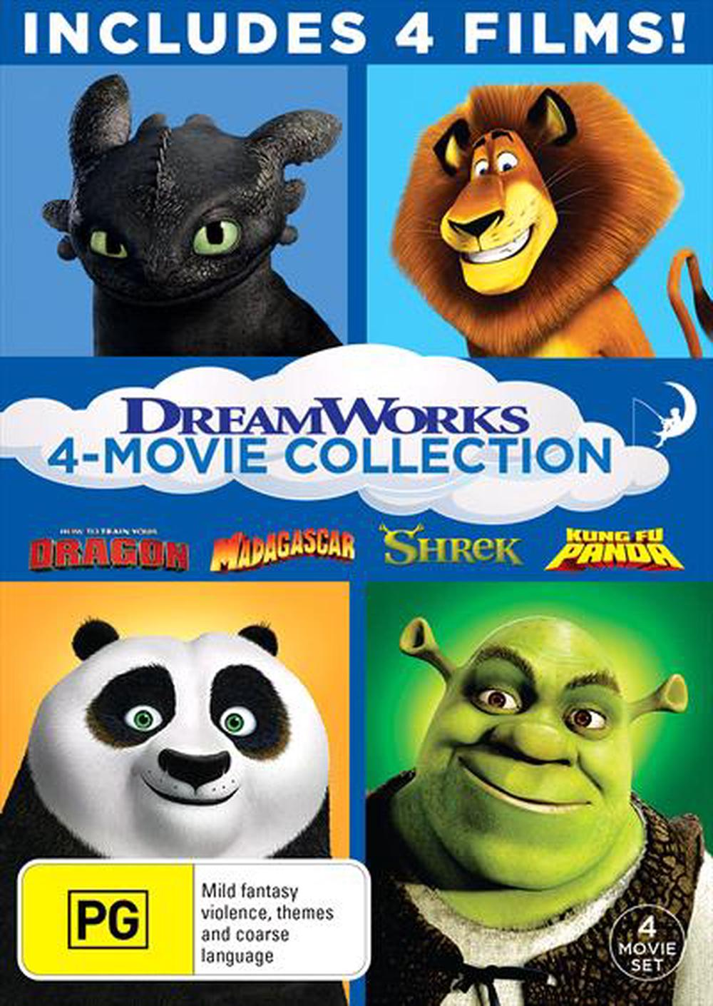 Dreamworks Holiday Essentials | Boxset, DVD | Buy online at The Nile