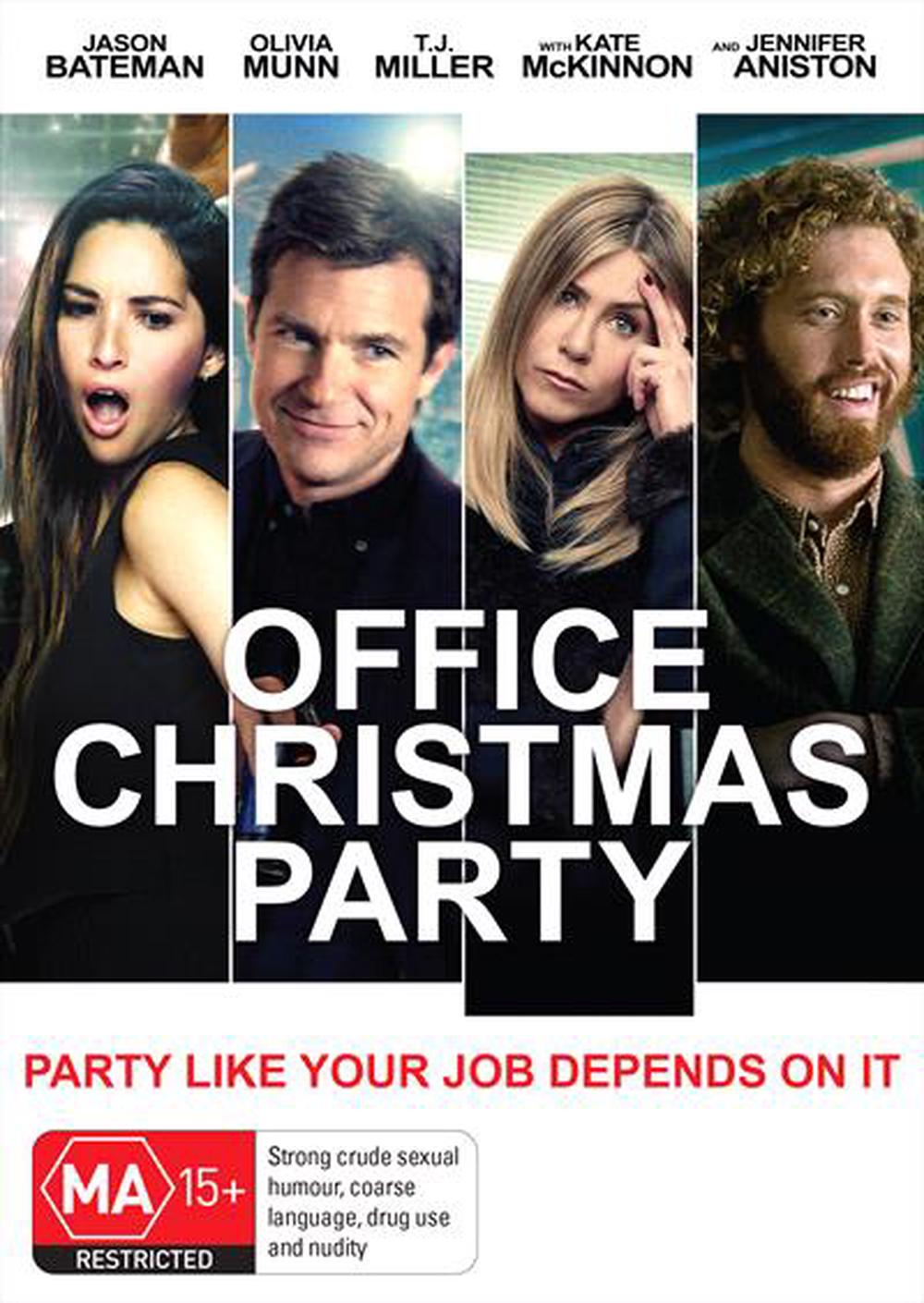 Office Christmas Party, DVD | Buy online at The Nile