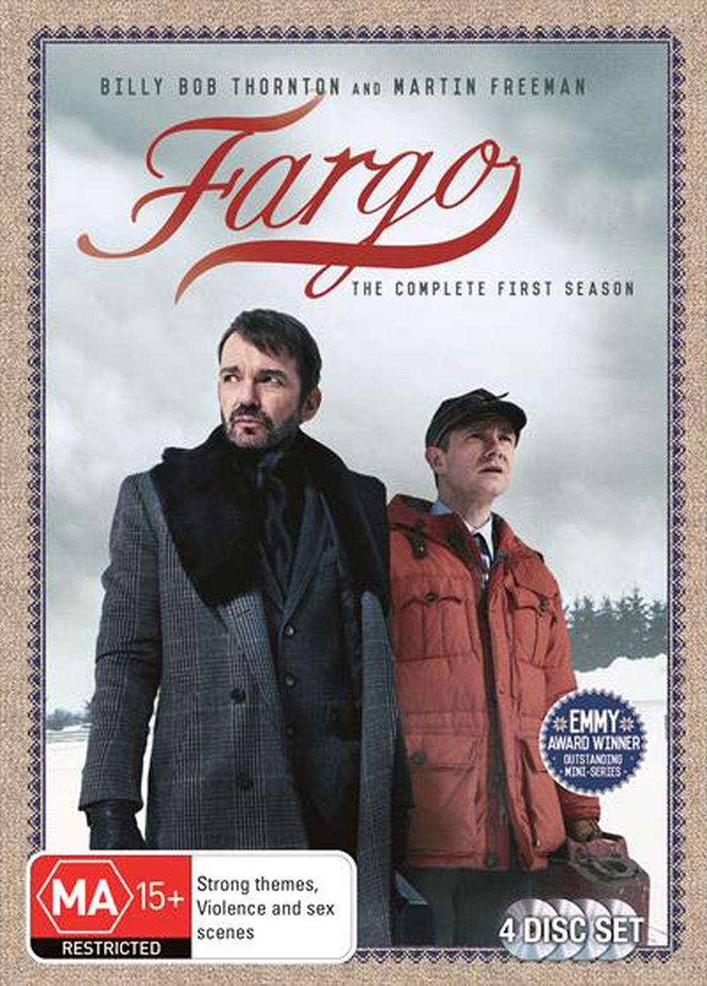 Fargo Season 1 Dvd Buy Online At The Nile