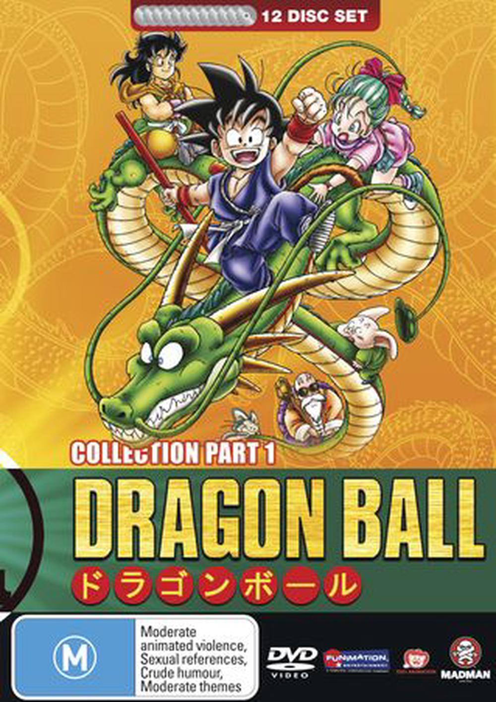 Dragon Ball Complete Collection - Part 01