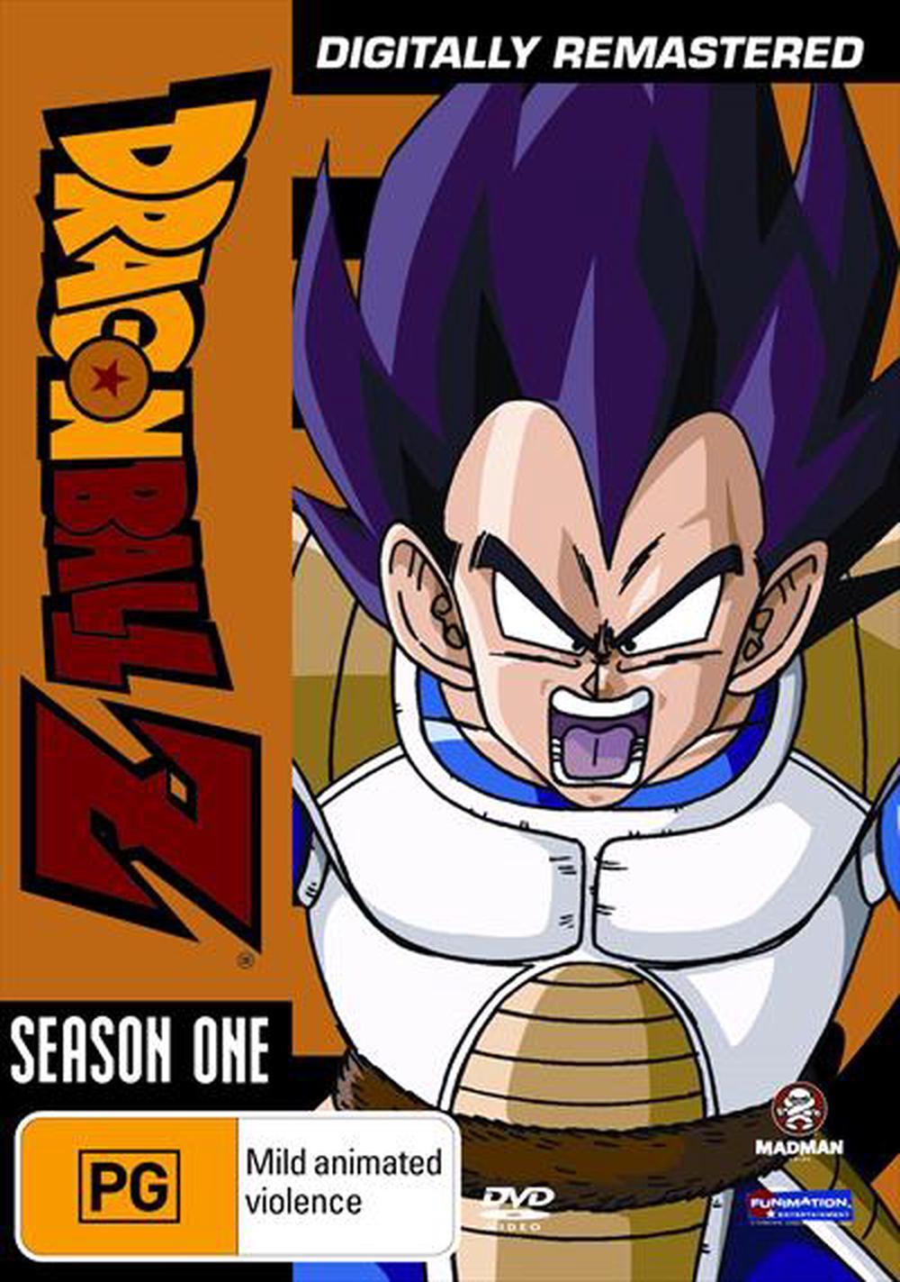 Dragon Ball Z: Season 1 - Digitally Remastered