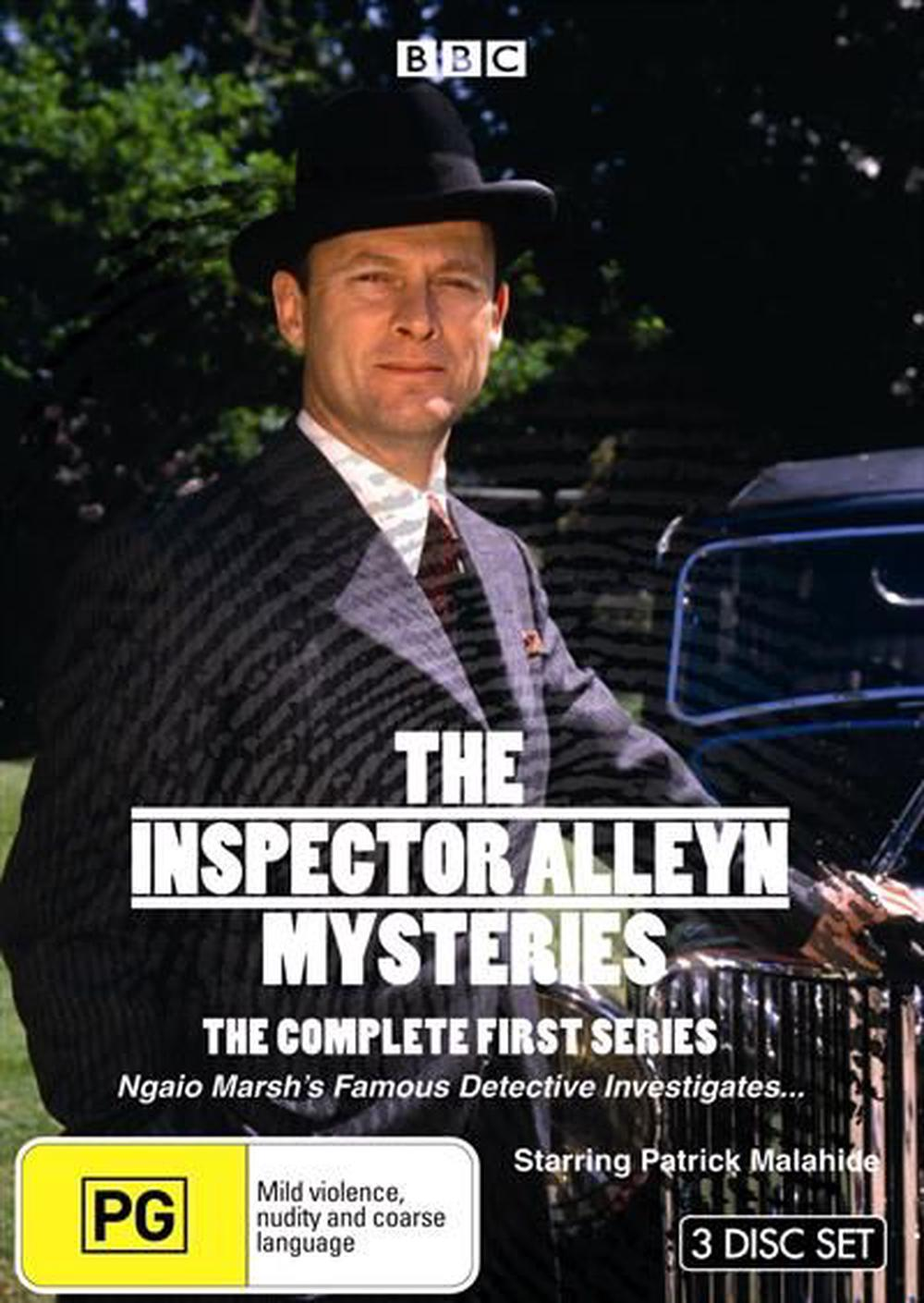 The Inspector Alleyn Mysteries: the Complete Series 1