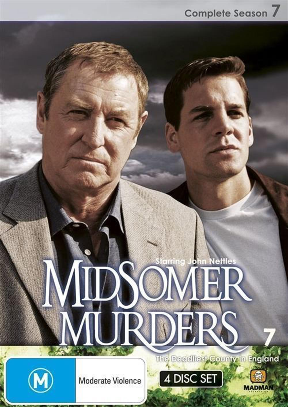 Midsomer Murders - Season 07 | Single Case Version