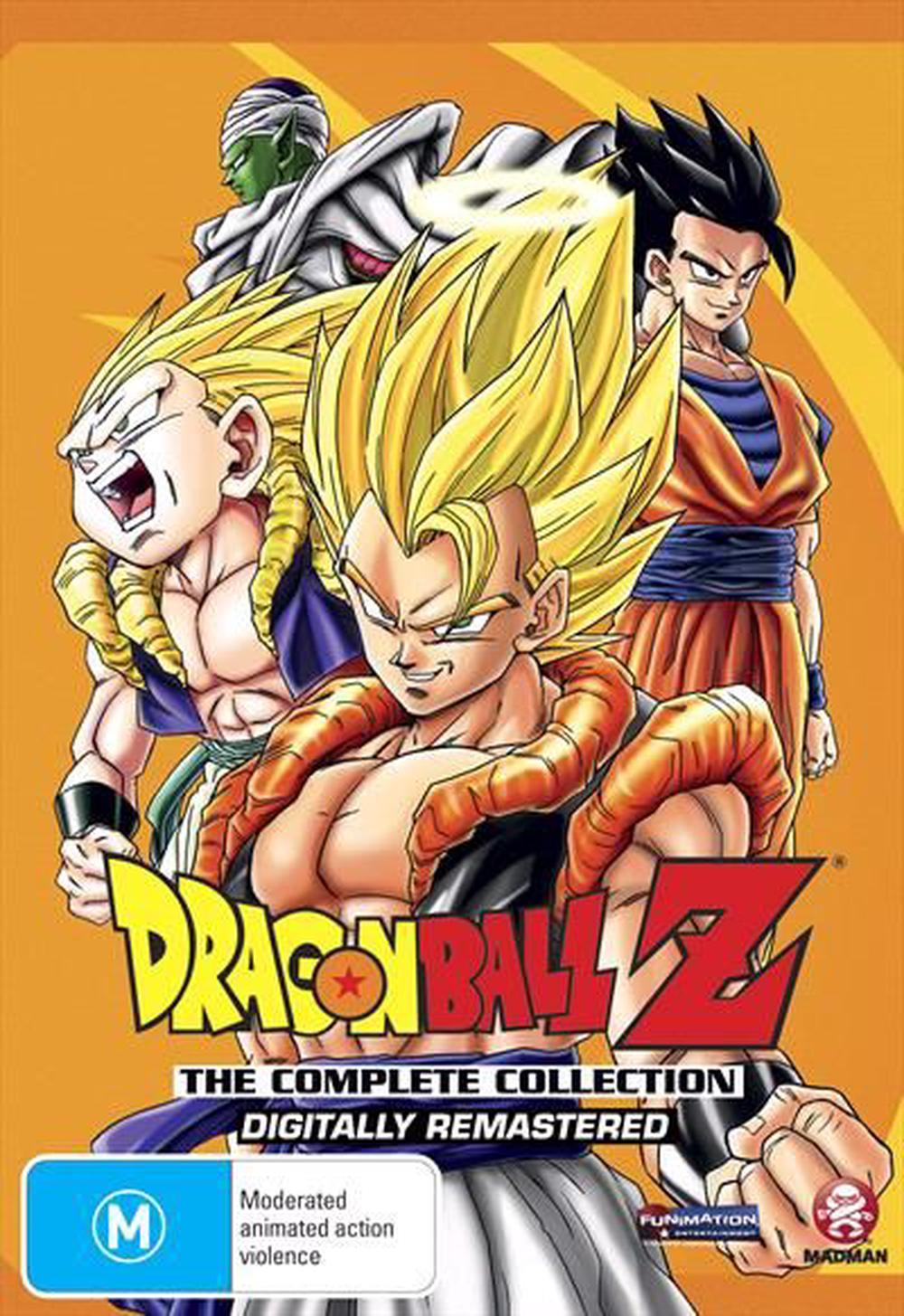 Dragon Ball Z - The Complete Collection : Remastered