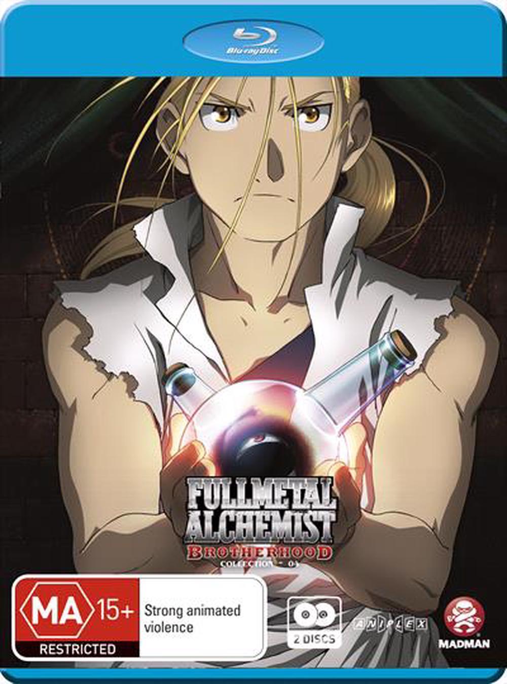 Fullmetal Alchemist: Brotherhood Collection 4 (Ep 40-52)