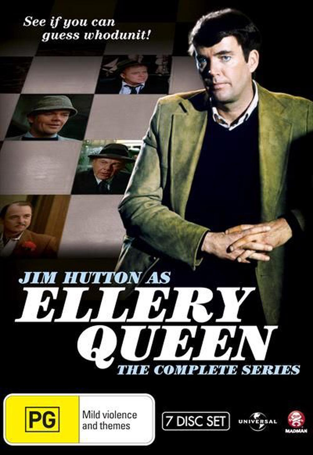 Ellery Queen: The Complete Series