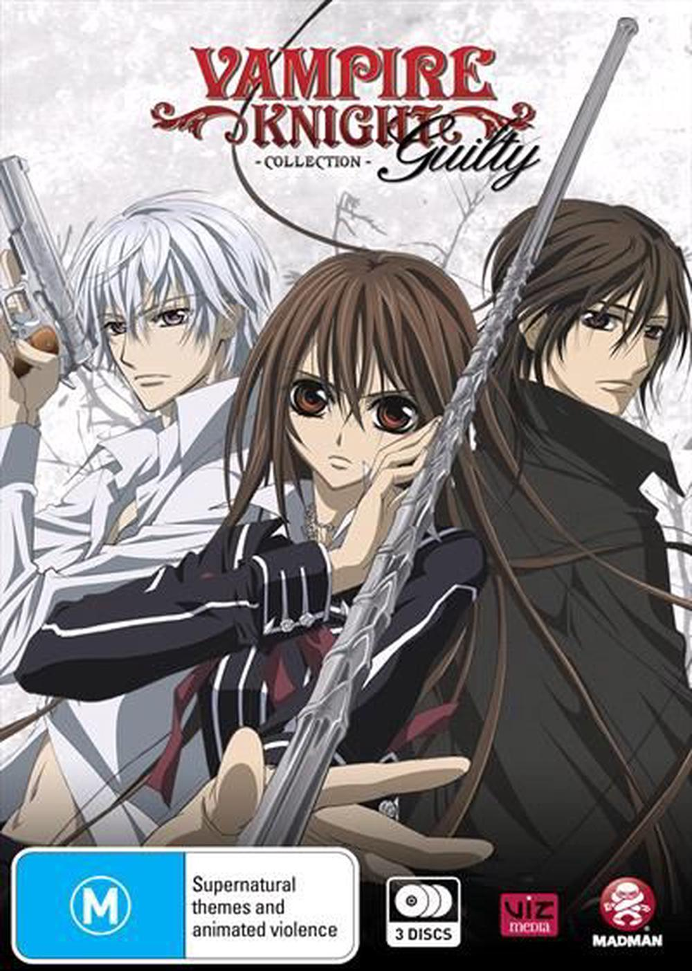Vampire Knight Guilty : Season 2, DVD | Buy online at The Nile