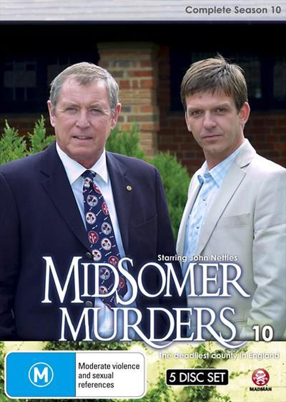 Midsomer Murders : Season 10 | Single Case Version