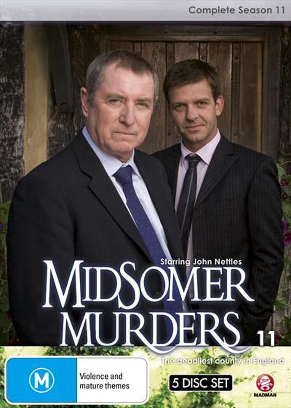 Midsomer Murders : Season 11 | Single Case Version