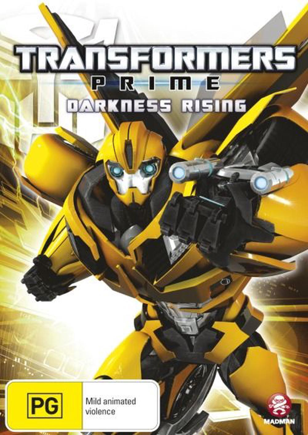 Transformers: Prime - Darkness Rising (volume 1)